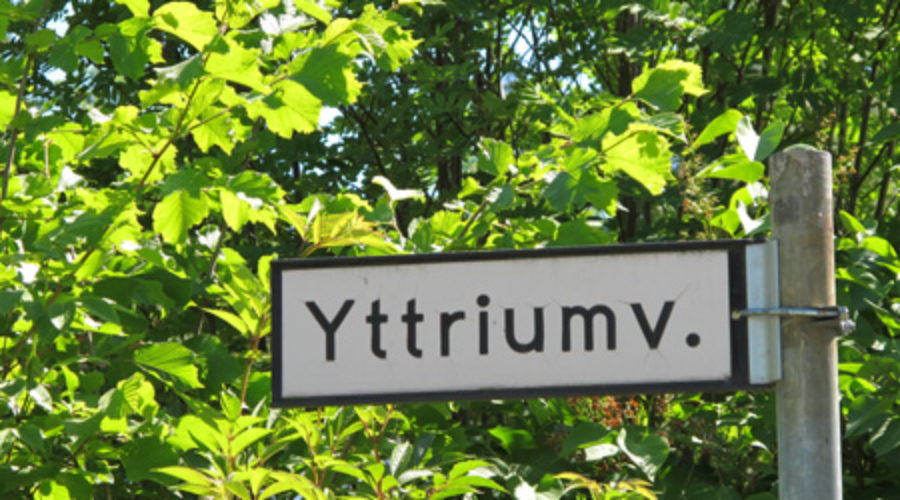 Ytterby Yxtravaganza: Back to the Birthplace of Rare Earths!